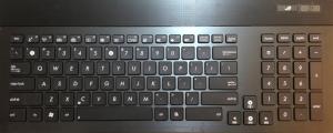 ASUS Keyboard PNG