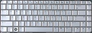 HP Keyboard PNG