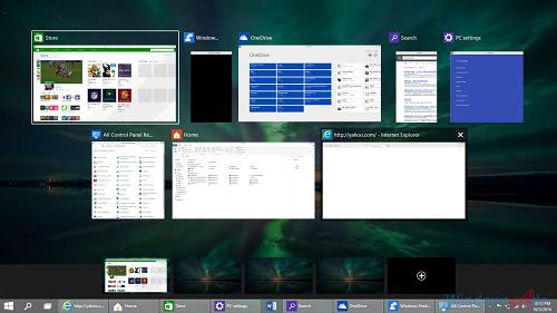 Multiple Desktop