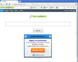 UpToDown-Toolbar-hijacker